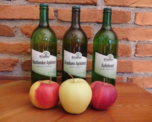 Obstbau Knaller Apfelmost