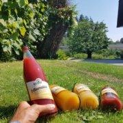Obstbau Knaller Erdbeernektar
