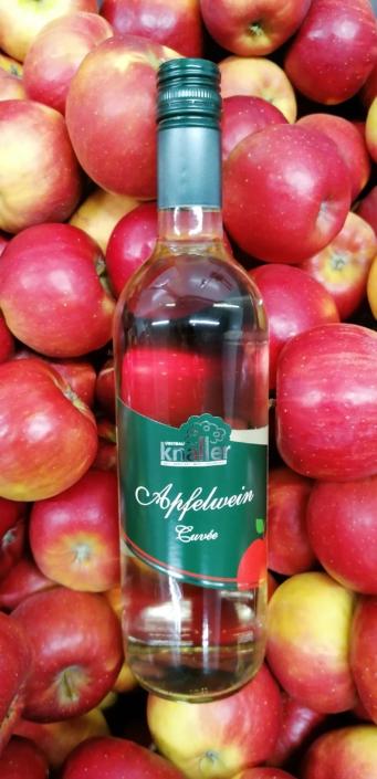 Obstbau Knaller Qualitäts-Apfelwein