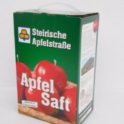 Steirische Apfelstraße Apfelsaft Bag